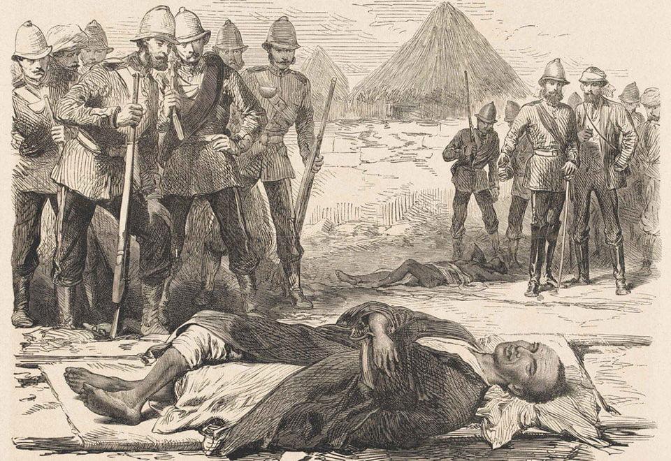英國決定歸還皇帝頭髮與埃塞俄比亞