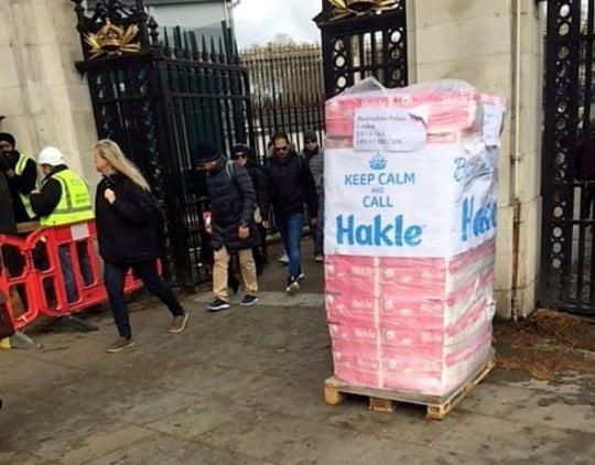 德商送英女皇巨量廁紙 但被拒絕