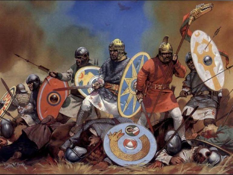 另類歷史學家聲稱 Anglo-Saxon 其實係文明人?