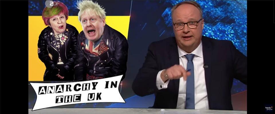 脫歐限期臨近 文翠珊竟然有時間見Boris 仲要長達40分鐘?