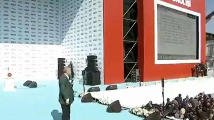 鄂多安競選集會 播紐西蘭恐怖襲擊片 仲言詞辣著澳洲首相 搞到召見大使抗議?