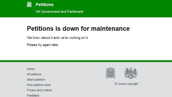 文翠珊演說 反而激發撤回歐盟50條立法公眾連署逼國會網站爆ser