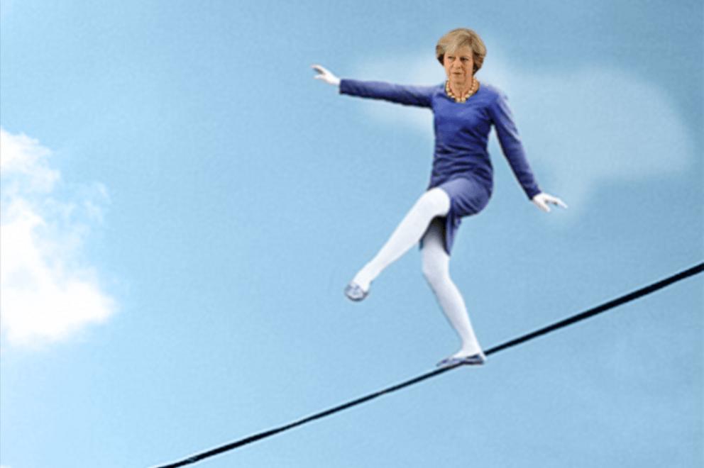 文翠珊對脫歐派拋出辭職換過 Deal  但無講明日期