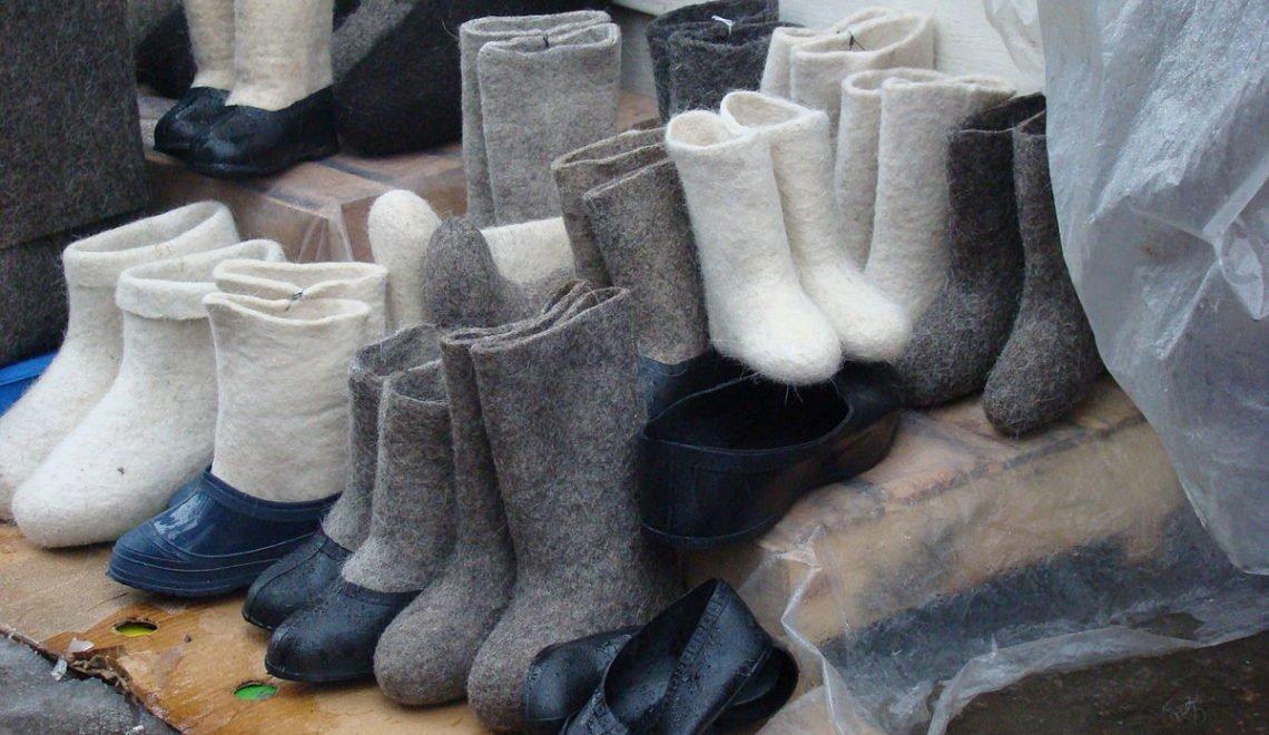 露西亞統計表示1/3人無法負擔冬天鞋 總統府發言人質疑點解要有呢啲統計?