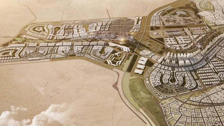 埃及突然宣布遷都 係沙漠中央起個新首都出黎?