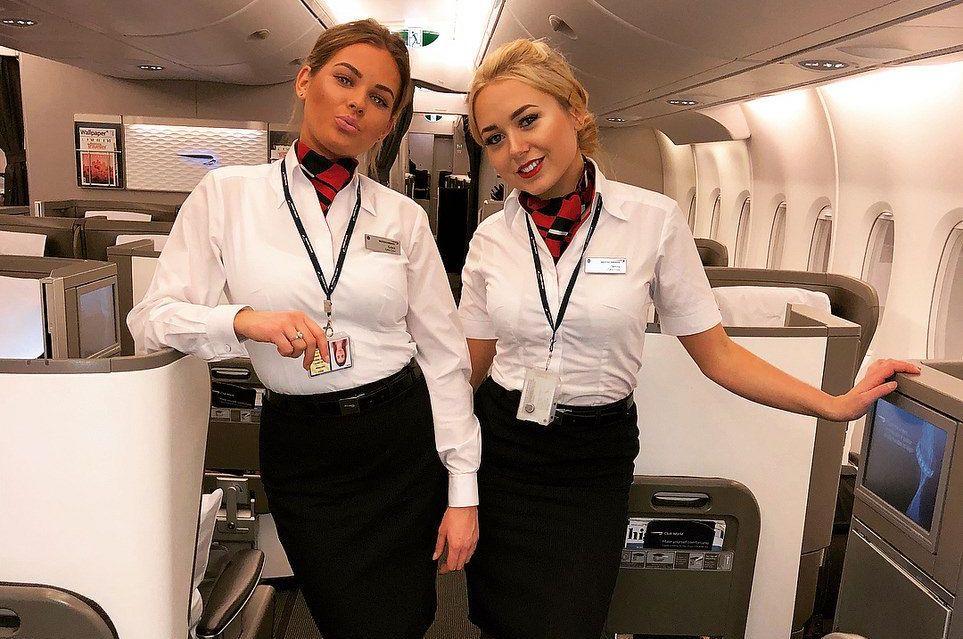 英航最新胸罩指示 激怒員工?
