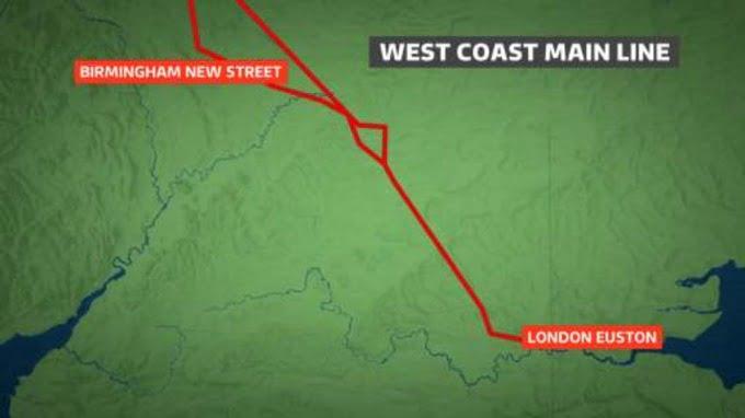英國鐵西海岸本線暑假封閉維修 預料延誤引爆民憤大爆炸