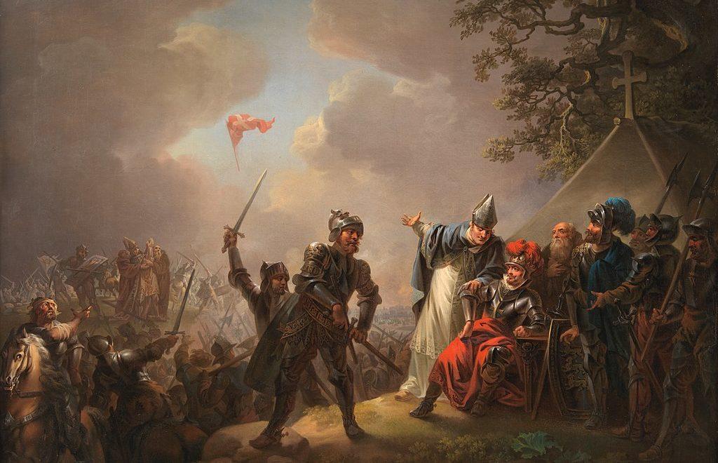 丹麥女王要去愛沙尼亞慶祝自己國旗800周年?