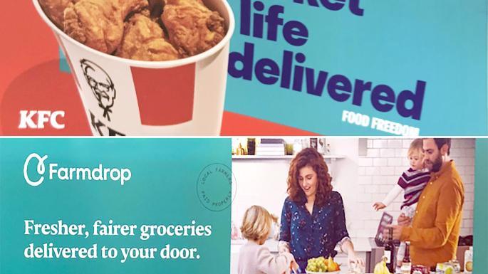 倫敦地鐵新規定極度硬膠 家鄉雞桶可以賣廣告 農民煙肉就唔得?