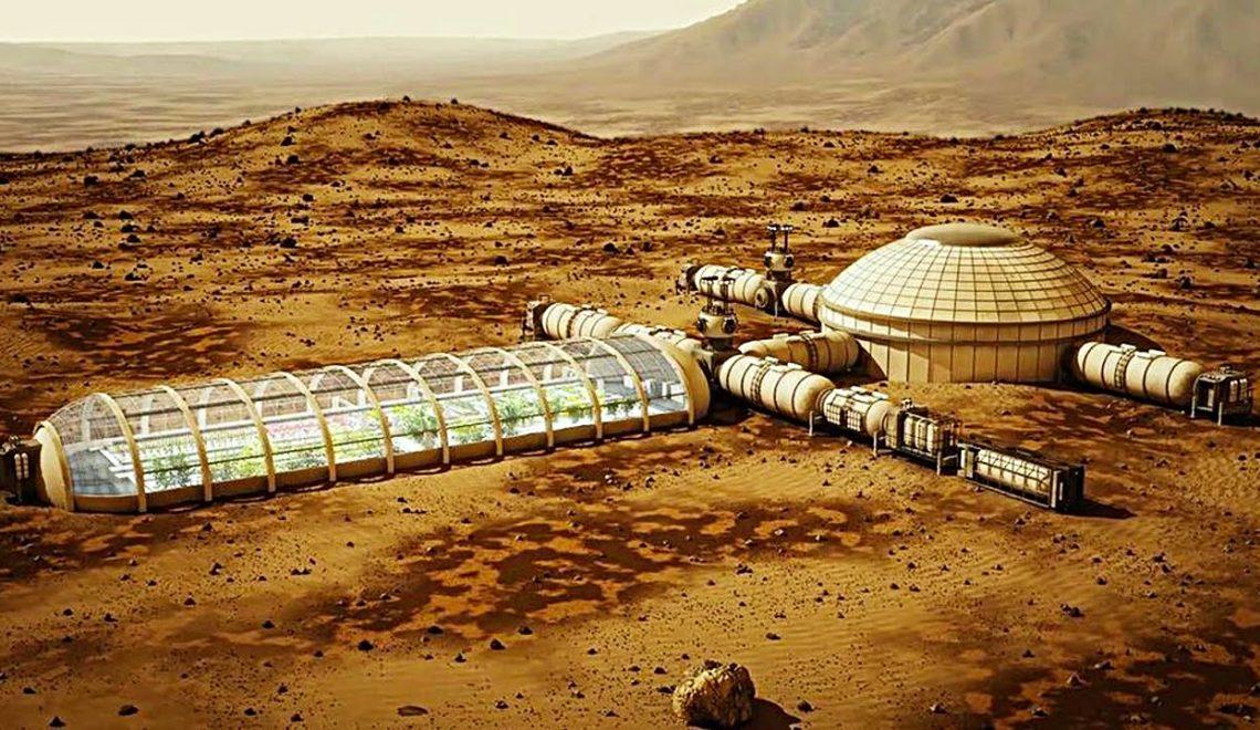 英科學家:人類未來係在於成為火星人