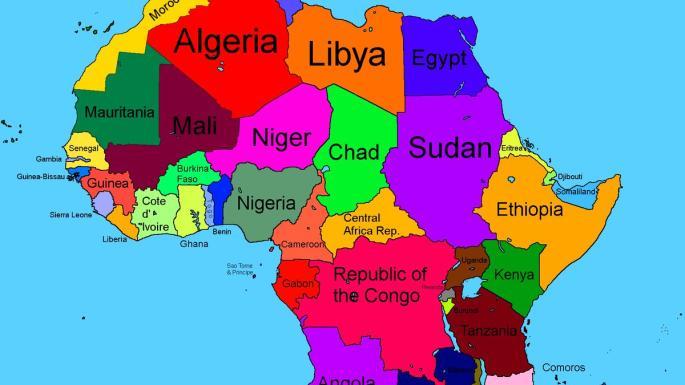 埃塞俄比亞政府地圖惹外交風波