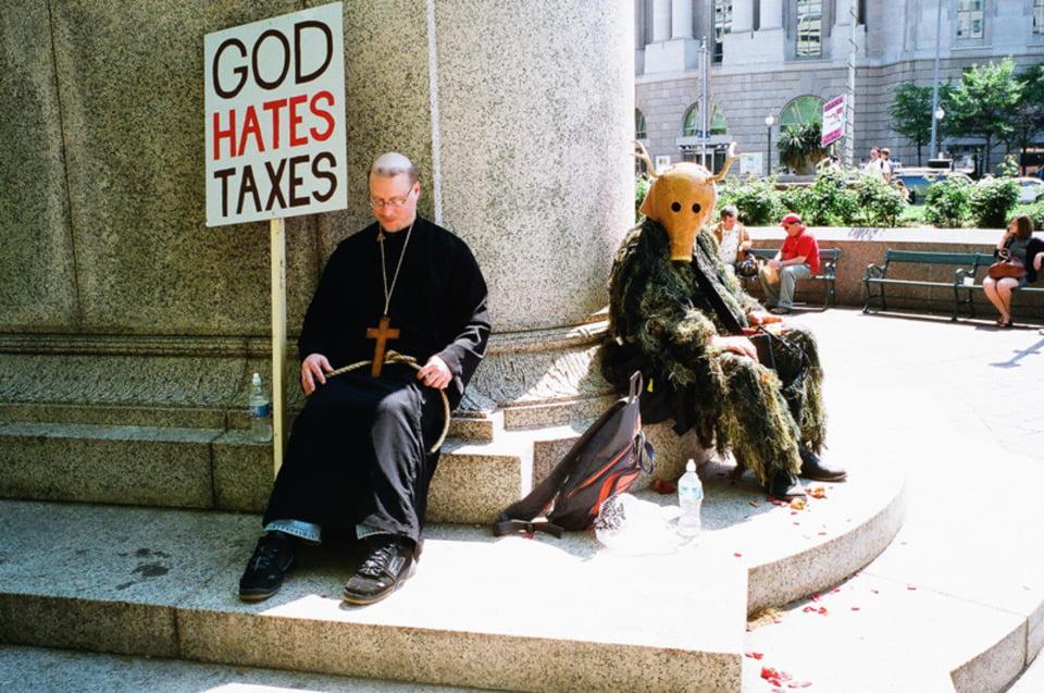 澳洲地方最高法院 駁回上帝「財產」不能課稅嘅論據