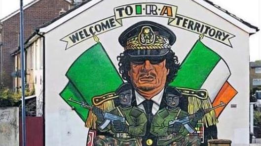 IRA 炸彈襲擊受難家屬 要求向卡達菲資產做賠償?