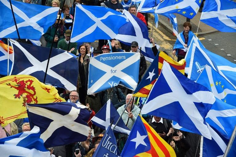 西班牙唔反對 蘇格蘭脱英入歐在望?
