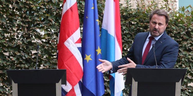 盧森堡首相整蠱 Boris面皮薄取消記者會?