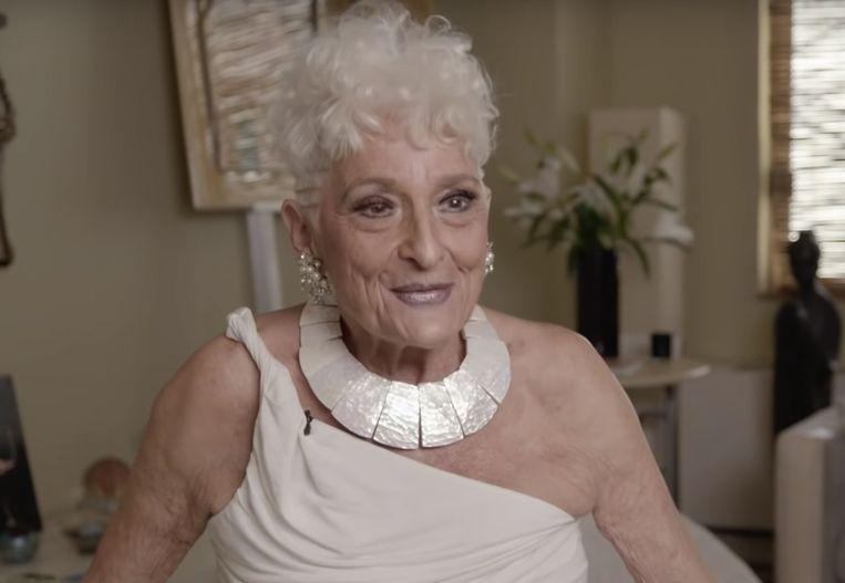 紐約auntie 83歲繼續玩tinder