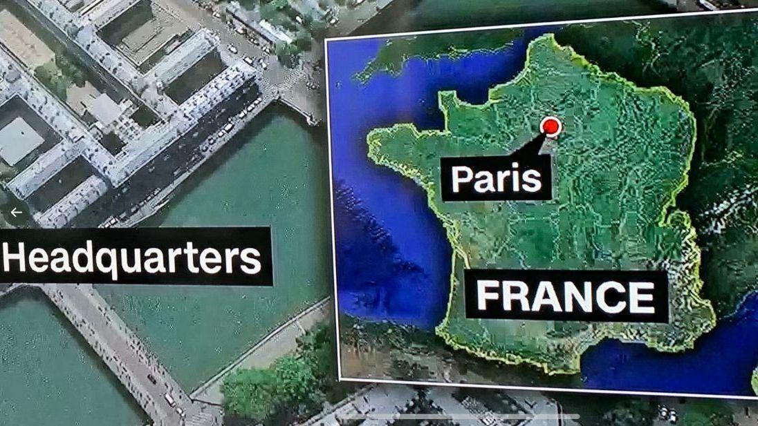 CNN 地圖時光機 新聞法國地圖變咗普法戰爭戰敗後?