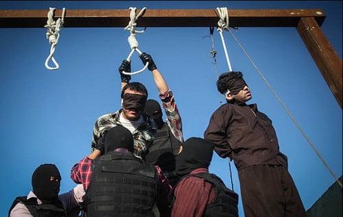 伊朗外長被記者質問點解可以處決基佬 只能官話繼續「道德濕地」