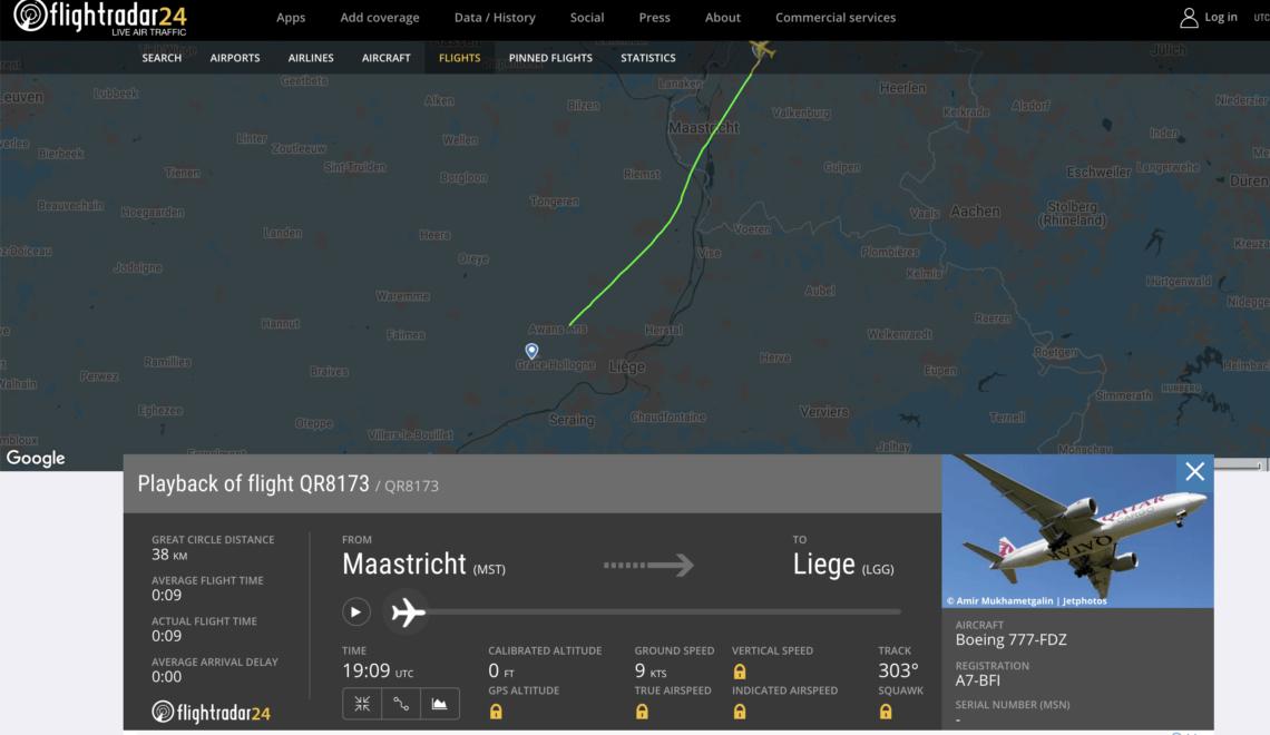 世界最短跨國航班 總時間9分鐘?