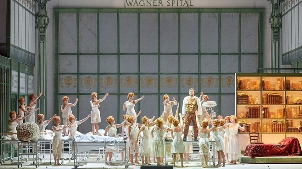 維也納音樂廳 因為性玩具搞到華格納音樂會中斷?