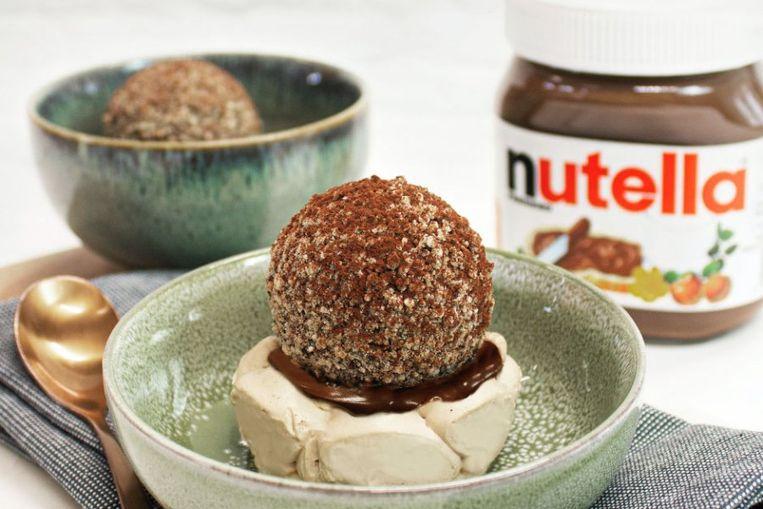 比利時餐廳出現Nutella Tiramisu 波咁樣嘅邪惡甜品