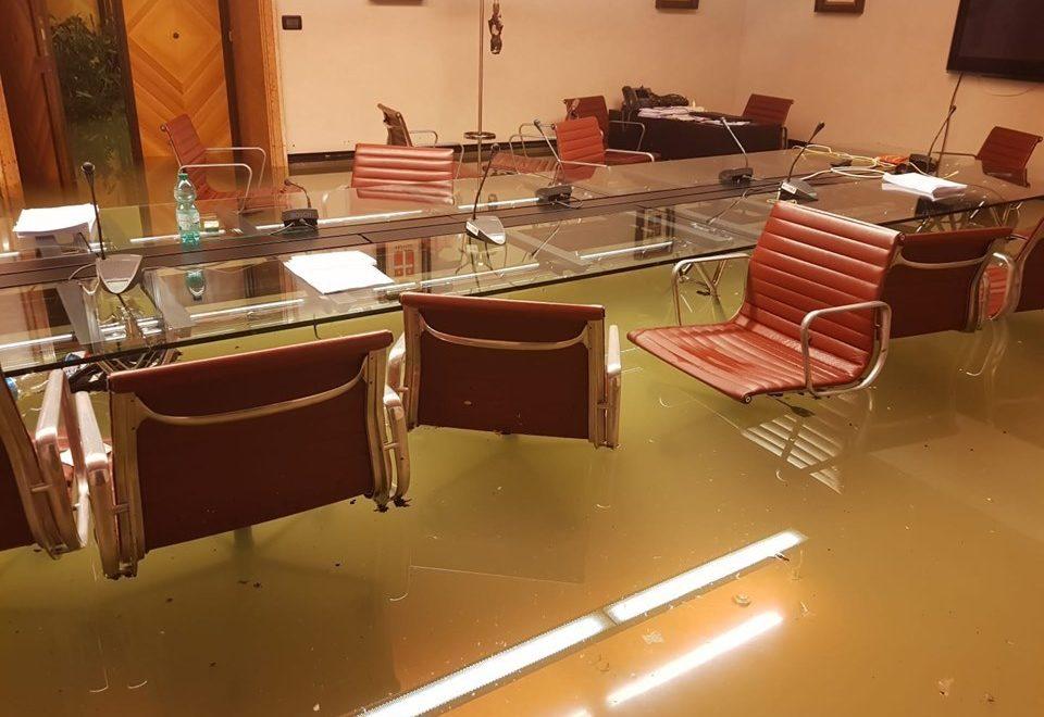 威尼斯議會否決應對氣候變化議案 當晚就遭水浸