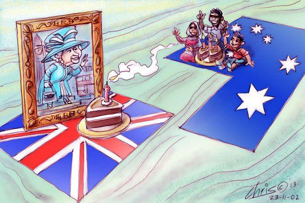 皇室醜聞令澳洲加速割席?