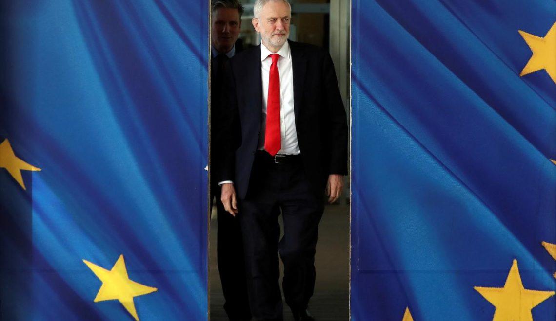 高志民政策奇奇怪怪 歐盟後悔對工黨友好?