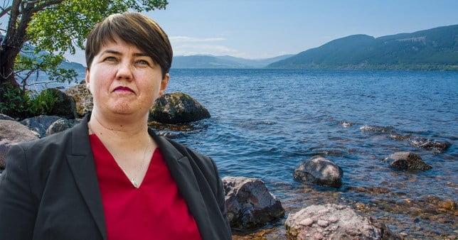 蘇格蘭保守黨前領袖:SNP 過50席就全裸跳入尼斯湖