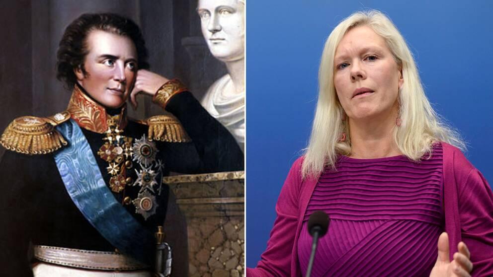 瑞典動用古老石山罪行 控告前駐契丹大使 「內亂外患」