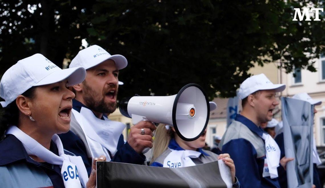 露西亞工人抗議受美國制裁 搞到要出Rap歌?