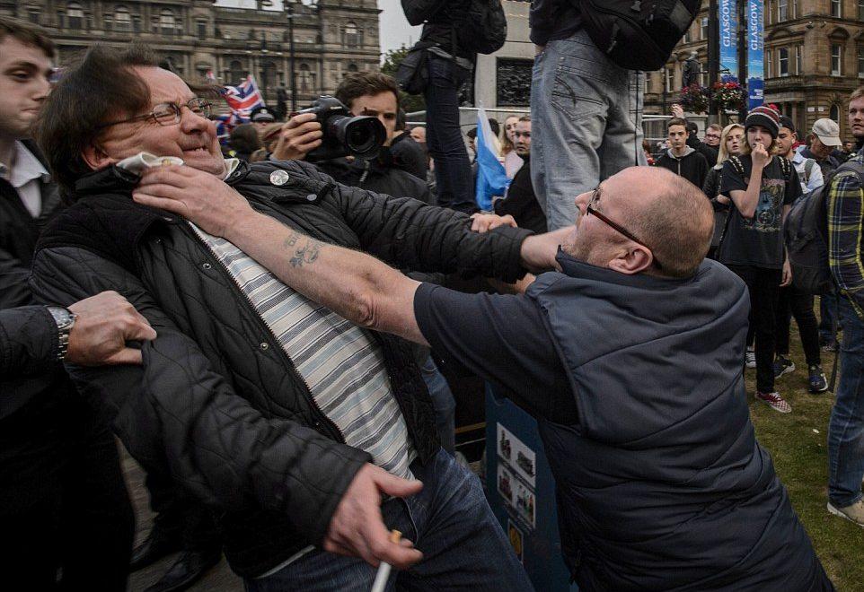 蘇格蘭調查:各派都有超過1/5 選民 願意暴力爭取政見落實