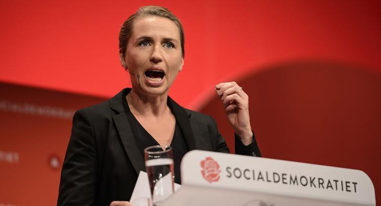 五毒旗事件 丹麥首相企硬 「言論自由係丹麥傳統」