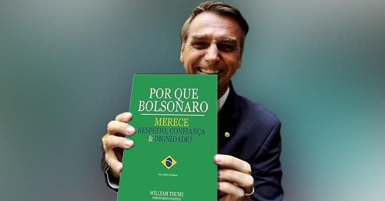 「尊重」巴西總統無字天書 網路一紙風行