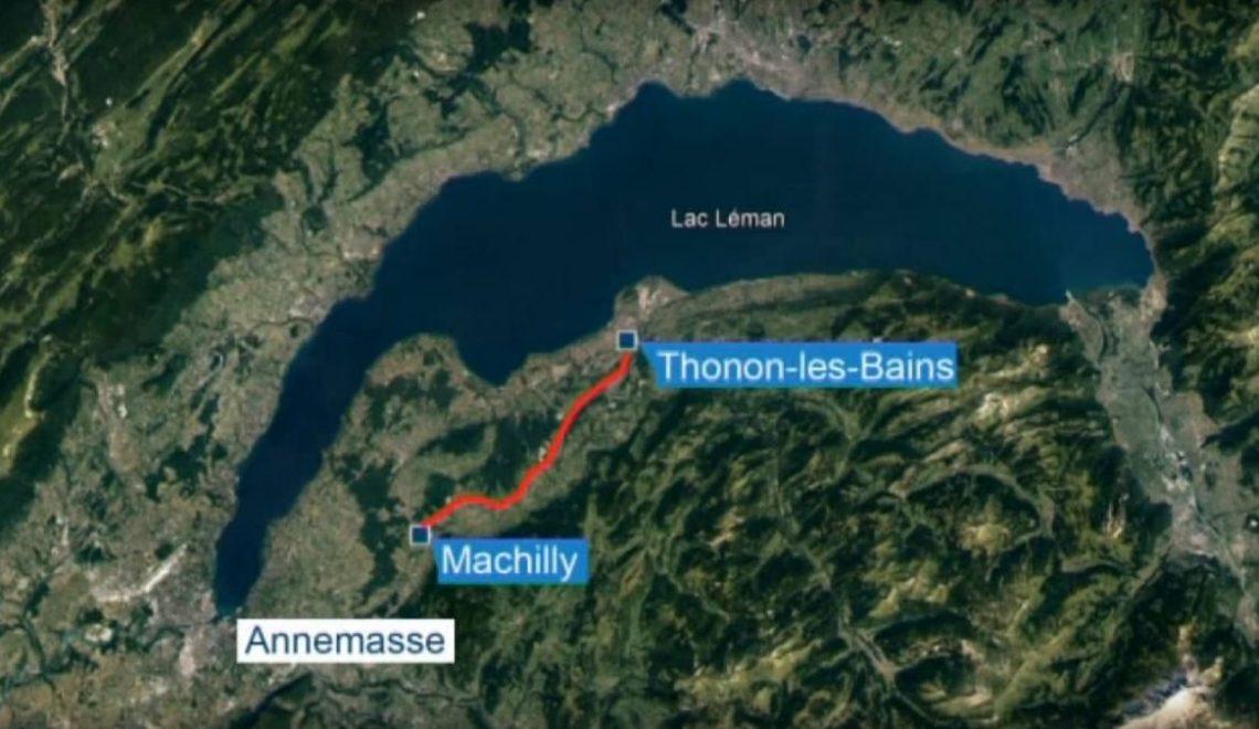 法國起高速公路 瑞士反對有效?