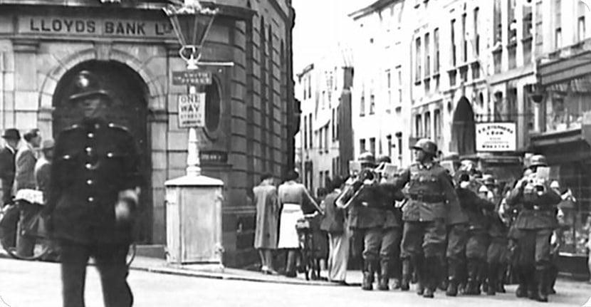 海峽群島解密公布納粹暴行:塗V聽電台都被捕