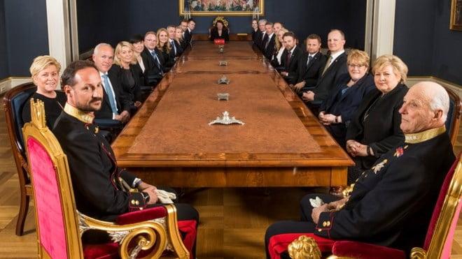 不滿 DAESH 新娘被輕判 進步黨退出執政聯盟 挪威政府瀕臨倒台