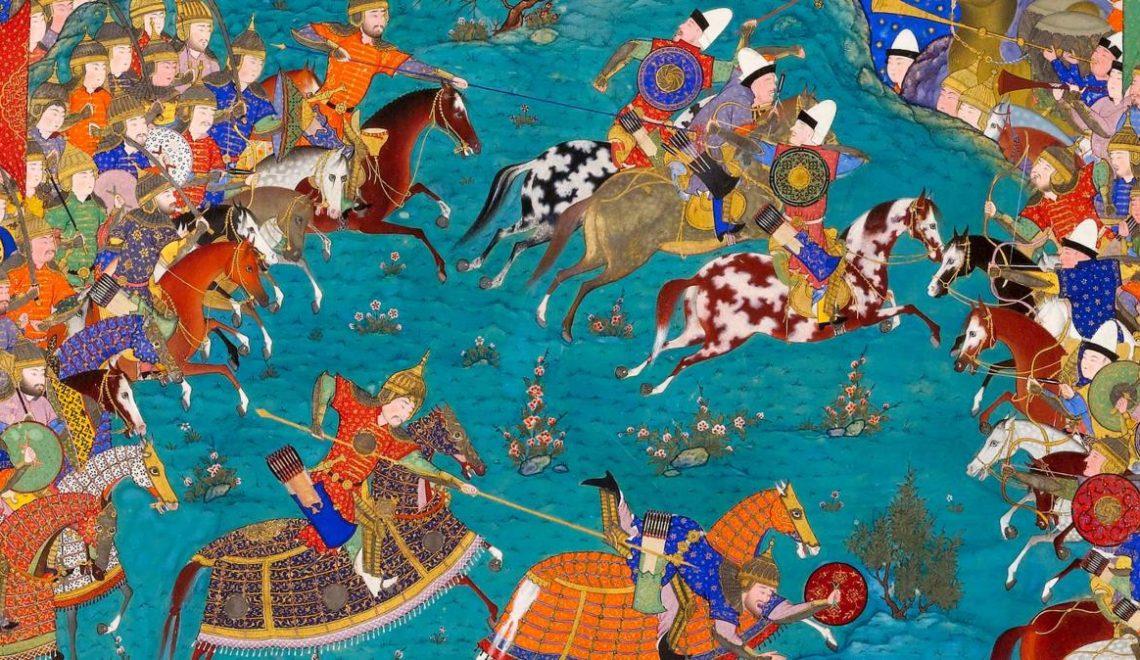 伊朗關係緊張 英國博物館都驚驚展覽搞唔成?