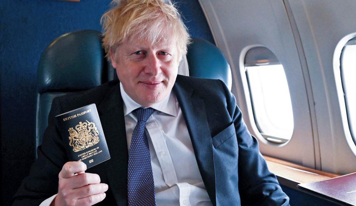 脫歐一大輪 英國護照都係歐盟製造