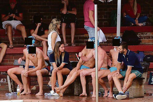 南非拔萃勢力老師食多名水球隊男生多年?