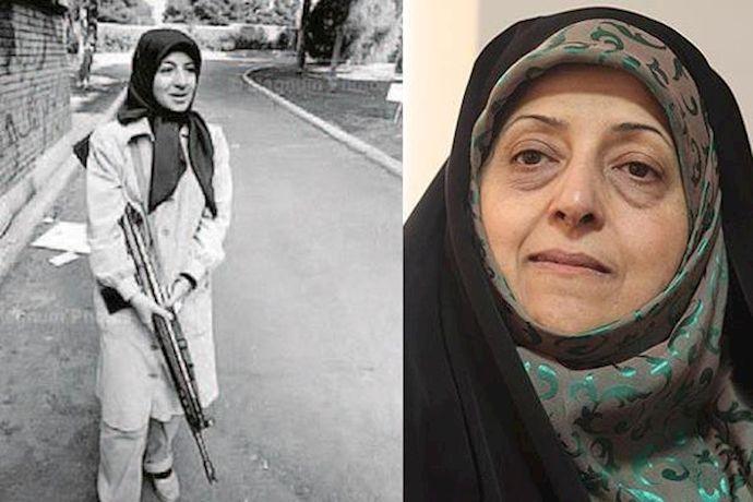「伊斯蘭革命」老女悍將 伊朗副總統中武漢肺炎