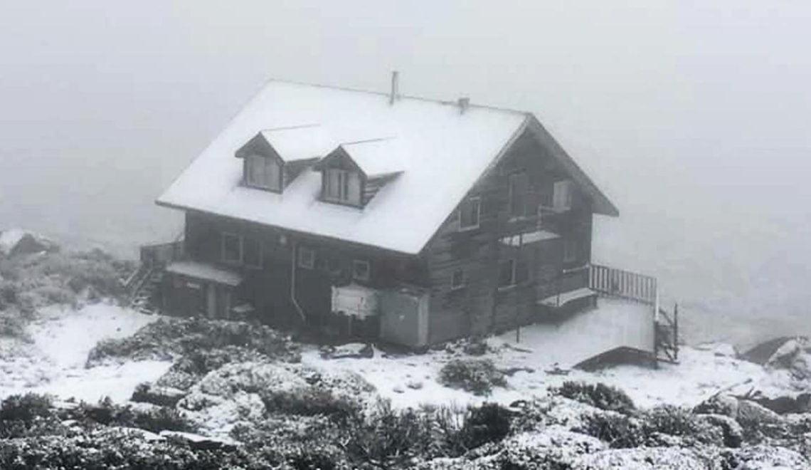 澳洲天氣反常 夏天一結束就落雪?