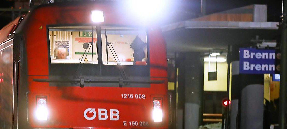 入境列車有發燒病人 奧地利係山口截停列車 驗出陰性先放行