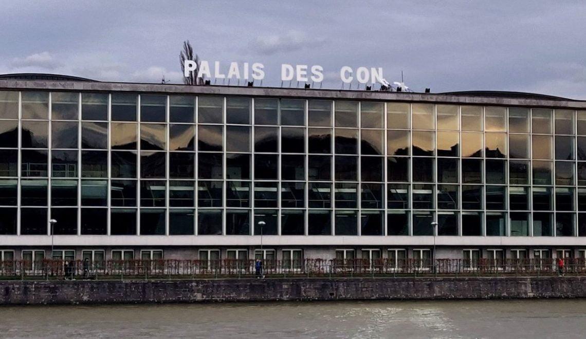遭風暴吹襲 比利時城市會展宮變「con 宮」