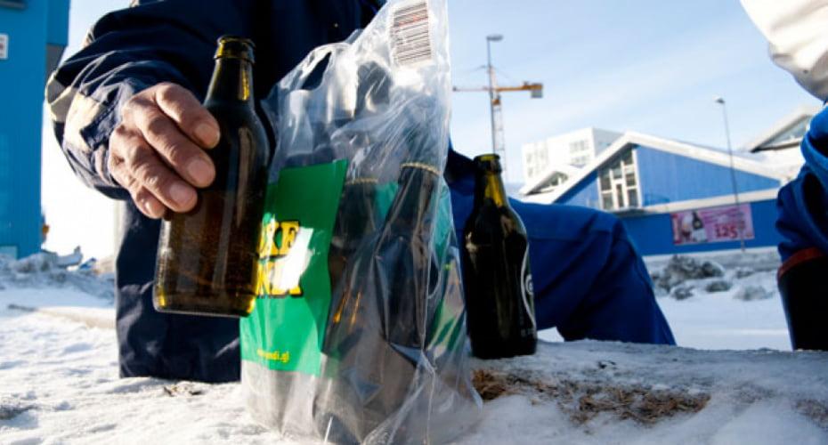 格陵蘭政府下令禁酒