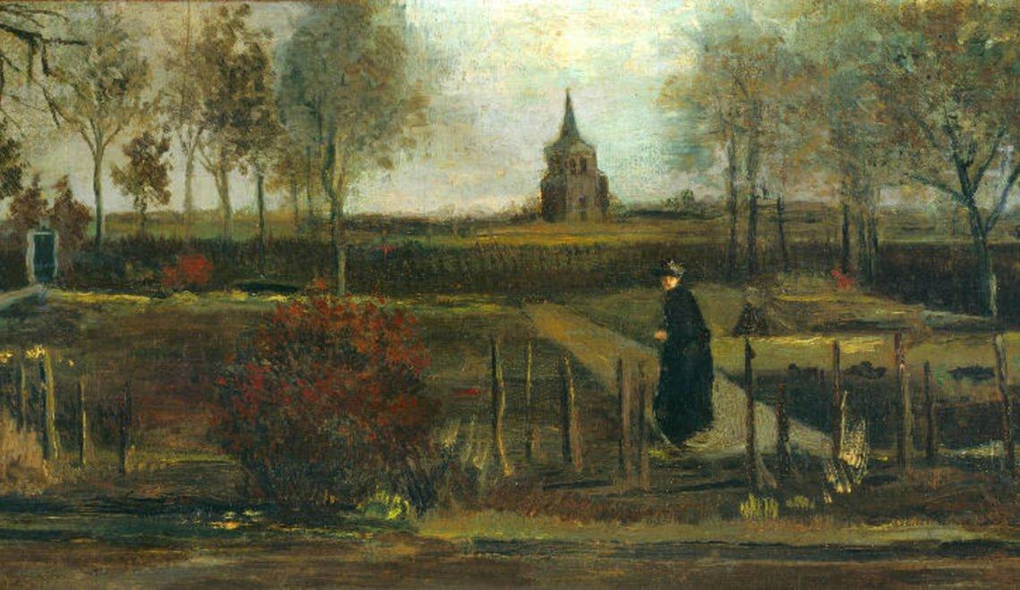 荷蘭再有梵高名畫被偷
