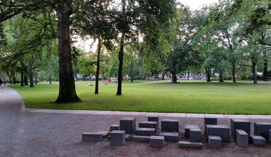 車臣流亡份子係柏林公園被搶殺