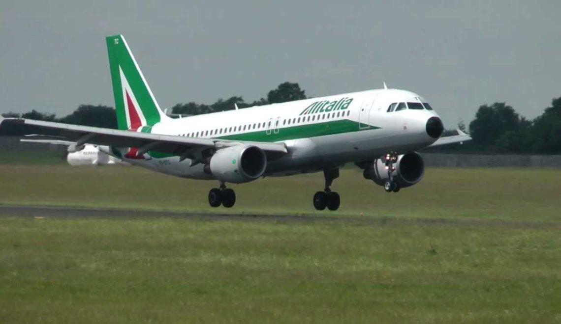 義大利撤僑班機 留學生到機場愛爾蘭地勤表示已經飛走