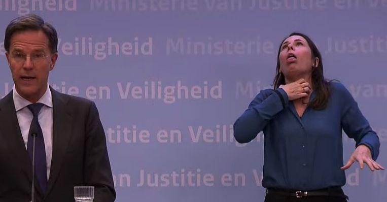 荷蘭手語老師突然大熱