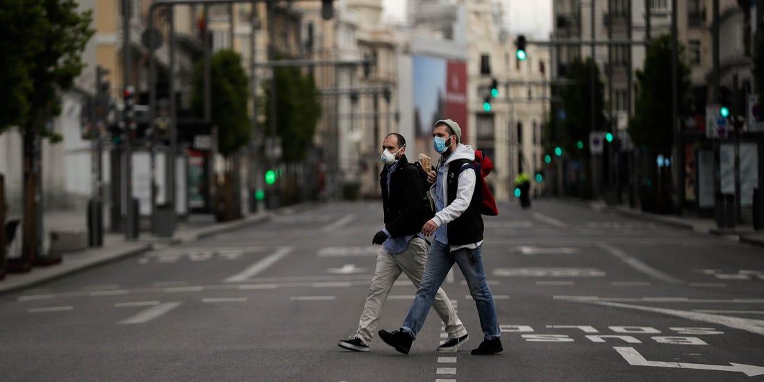 馬德里死亡數字升兩倍 西班牙隱瞞武漢肺炎疫情?